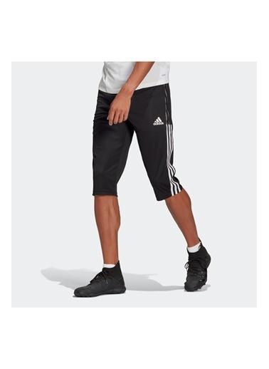 adidas Adidas Erkek Futbol Kapri Tiro21 3/4 Pnt Gm7375 Siyah